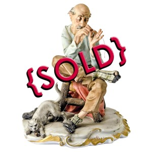 Bachelor Shoe Repair by Tiziano Galli - This item has been sold