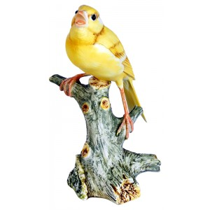 Canary Porcelain Figurine