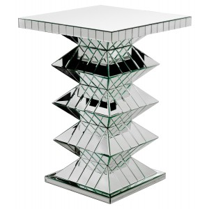 Pagoda Pedestal Table