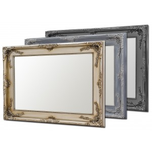 Charles Boroque Style Wall Mirror