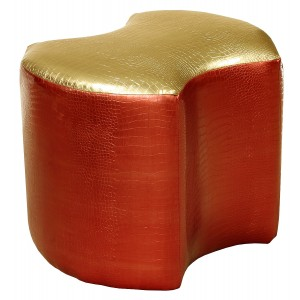 Apple Core Shaped Stool