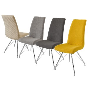 Madelina Fabric Dining Chair