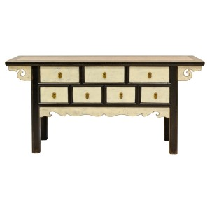 Marble Top Style Sideboard