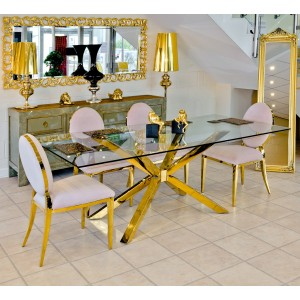 Midus Rectangular Dining Table