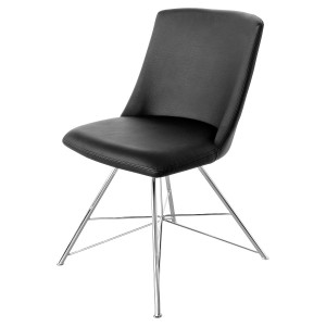 Bexley Dining Chair in Black