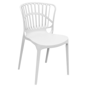 Eden Garden Chair - White