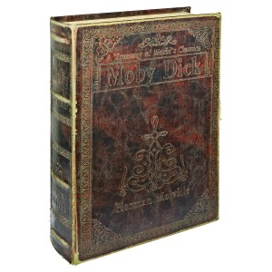 Treasury of World Classics Storage Book Box - Front