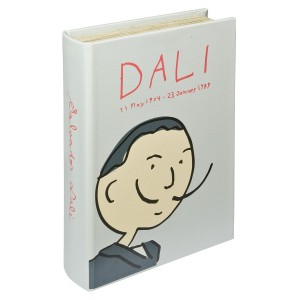 The Dali Storage Book Box - Front