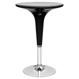 Mambo Bar Table in Black