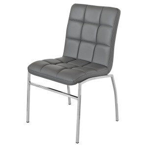 Coco Dining Chair - Grey