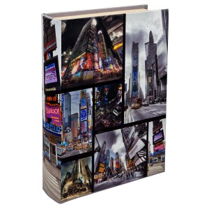 New York Storage Book Box