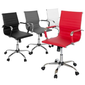 Ribbed Office Chairs