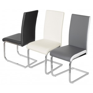 Brescia Sprung Steel Dining Chair