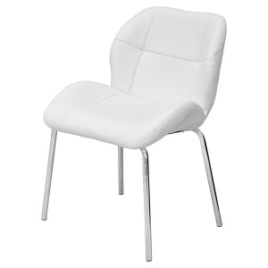 Dinky Bistro Chair - White