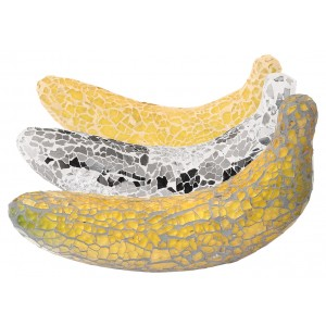 Mosaic Glass Banana