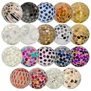 Medium Mosaic Polyform Balls