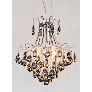 Vienna Chandelier in Black