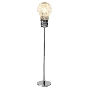Bulb Shaped Floor Lamp