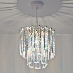 Pendant Crystal Light Shade