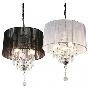 Spencer Three Light Chandelier