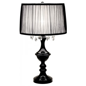 Twilight High-Gloss Table Lamp