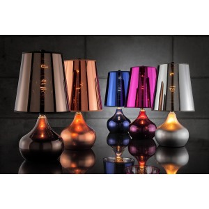 Metallic Spectre Table Lamps