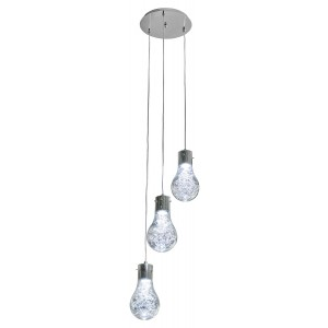 Bulb Shaped Pendant Lamp
