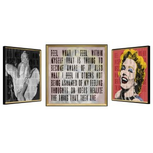 Marilyn Monroe Kinetic Wall Art