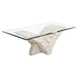 Seagull Mactan Stone Coffee Table