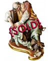 Reclining Musketeer by Giuseppe Cappé - Sold