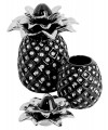 Ceramic Pineapple Jars