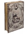 The All Hallows Medicine Show Storage Book Box - Back Cover