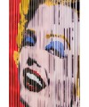 Marilyn Monroe Kinetic Wall Art - Close Up