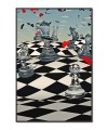 Framed Acrylic Pictures - Chess Sensation (Set of 3) - Left Picture
