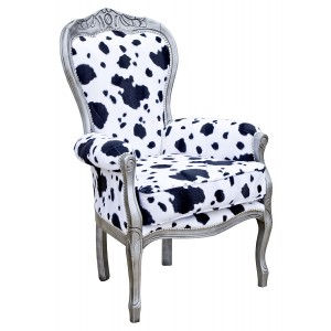 Michael Crested Lounge Chair