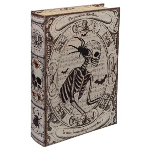 The All Hallows Medicine Show Storage Book Box