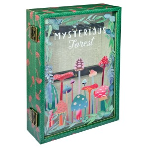 Mysterious Forest Storage Book Box