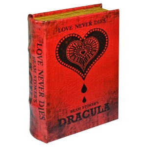 Dracula Storage Book Box