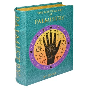 Palmistry Storage Book Box