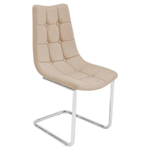 Menson Beige Dining Chair