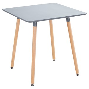 Rossall Grey Dining Table