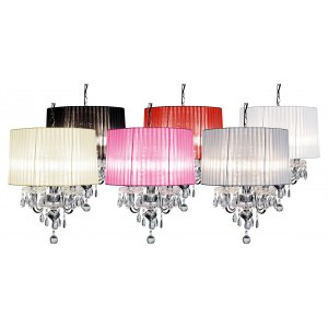 Beaumont Four Light Chandelier