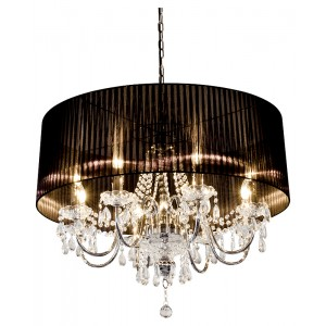 Beaumont Eight Light Chandelier