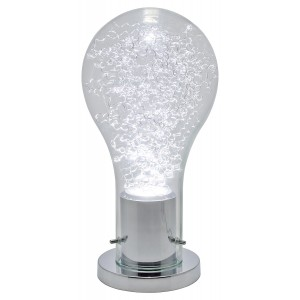 Bulb Shaped Table Lamp