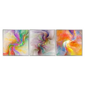 Framed Acrylic Pictures - Marble Manifest (Set of 3)
