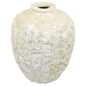 Medium Mactan Stone Banana Jar