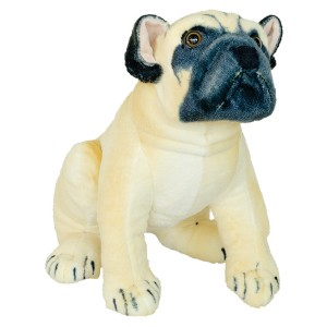 Pug Soft Toy Dog