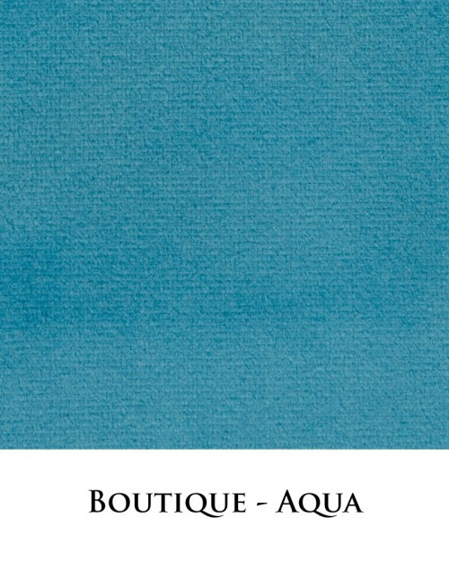 Boutique Fabric - Aqua