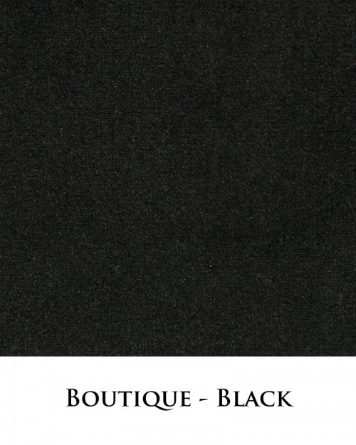Boutique Fabric - Black