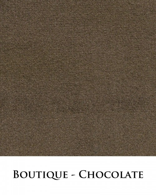 Boutique Fabric - Chocolate